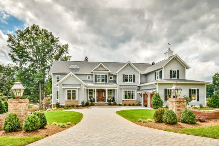 Traditional Custom Waterfront